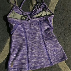 Zella Tops - Zella purple tank